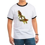 Red-shouldered Hawk Ringer T