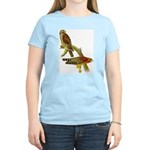 Red-shouldered Hawk Women's Light T-Shirt