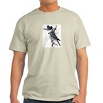 Fuertes' Kingfisher Light T-Shirt