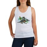 Belted Kingfisher Women's Tank Top