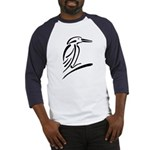 Stylized Kingfisher Baseball Jersey