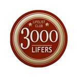 Lifelist Club - 3000 3.5