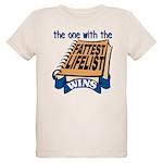 Fattest Lifelist Wins Organic Kids T-Shirt
