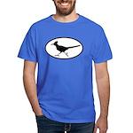Roadrunner Oval Dark T-Shirt