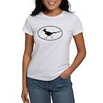 Roadrunner Oval Women's T-Shirt
