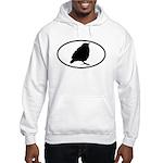 Warbler Oval Hooded Sweatshirt