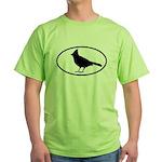 Cardinal Oval Green T-Shirt