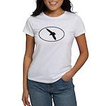 Gull Oval Women's T-Shirt