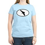 Gull Oval Women's Light T-Shirt