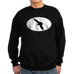 Gull Oval Sweatshirt (dark)
