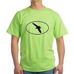 Gull Oval Green T-Shirt