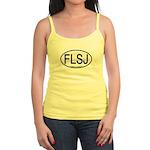 FLSJ Florida Scrub-Jay Alpha Code Jr. Spaghetti Ta