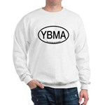 YBMA Yellow-billed Magpie Alpha Code Sweatshirt