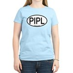 PIPL Piping Plover Alpha Code Women's Light T-Shir