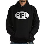 PIPL Piping Plover Alpha Code Hoodie (dark)