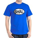SHAL Shy Albatross Alpha Code Dark T-Shirt