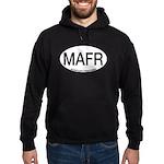 MAFR Magnificent Frigatebird Alpha Code Hoodie (da