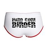 Hard Core Birder Women's Boy Brief