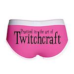 Practiced in Twitchcraft Women's Boy Brief