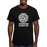 Dharma Birder Men's Fitted T-Shirt (dark)