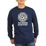 Dharma Birder Long Sleeve Dark T-Shirt