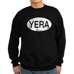 YERA Yellow Rail Alpha Code Sweatshirt (dark)