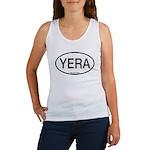 YERA Yellow Rail Alpha Code Women's Tank Top