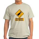 Pishers on Trail Light T-Shirt