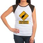 Pishers on Trail Women's Cap Sleeve T-Shirt