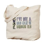 Birding Flu Tote Bag