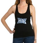 Birds Well With Others Racerback Tank Top